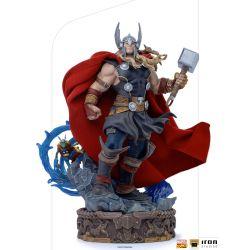 Thor Iron Studios statue Unleashed (Marvel)