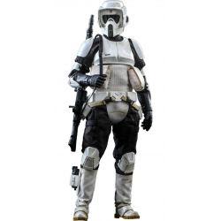 Figurine Scout Trooper Hot Toys MMS611 (Star Wars Le Retour du Jedi)