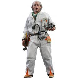 Doc Brown Hot Toys figure MMS609 (Back to the future)