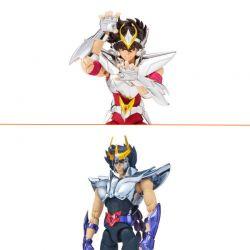 Pack Saint Cloth Myth EX Pegasus Seiya v3 Phoenix Ikki V2 (Saint Seiya)