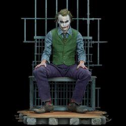 The Joker Premium Format Sideshow Collectibles (The Dark Knight)