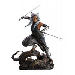 Ahsoka Tano Iron Studios BDS Art Scale figure (Star Wars The Mandalorian)