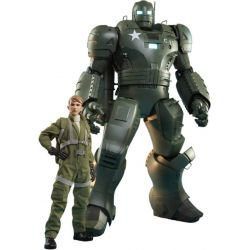 Hydra Stomper and Steve Rogers Hot Toys figures TMS060 (What if ?)
