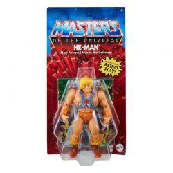 Figurine He-Man v2 2021 Mattel MOTU Origins (Les Maîtres de l'Univers)