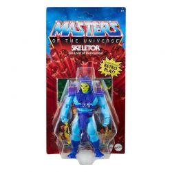 Figurine Skeletor v2 2021 Mattel Motu Origins (Les Maîtres de l'Univers)