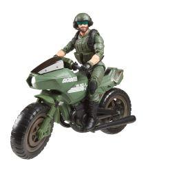 Alvin Breaker Kinney Hasbro Classified series figure Ram Cycle (GI Joe)