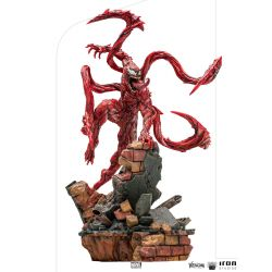 Carnage Iron Studios BDS Art Scale figure (Venom : let there be carnage)
