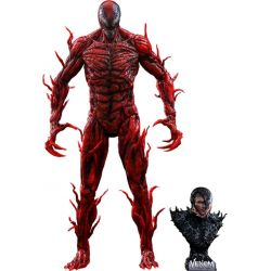Carnage Hot Toys deluxe (figurine Venom : let there be Carnage)
