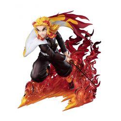 Kyojuro Rengoku Flame Hashira Bandai Figuarts Zero (figurine Demon Slayer)