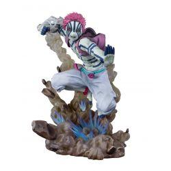 Figurine Kimetu no Yaiba Bandai Akaza Upper Tree Figuarts Zero (Demon Slayer)