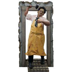 Leatherface The Butcher Pop Culture Shock statue (The chainsaw massacre)