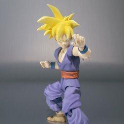 Son Gohan Super Saiyan S.H.Figuarts figurine articulée (Dragon Ball Z)