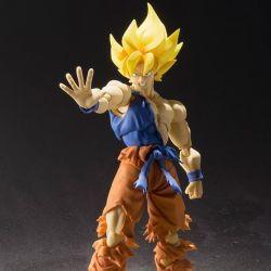 Son Goku Super Saiyan Super Warrior Awakening S.H.Figuarts figurine articulée (Dragon Ball Z)