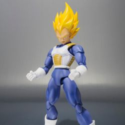 Vegeta Super Saiyan Premium Color S.H.Figuarts action figure (Dragon Ball Z)