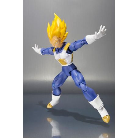 Vegeta Super Saiyan Premium Color S.H.Figuarts figurine articulée (Dragon Ball Z)