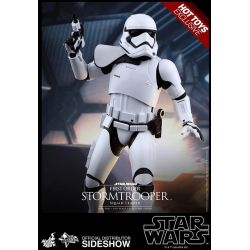 First Order Stormtrooper Squad Leader Hot Toys MMS316 (Star Wars VII : The Force Awakens)