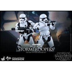 First Order Stormtroopers Set Hot Toys MMS319 (Star Wars VII : The Force Awakens)