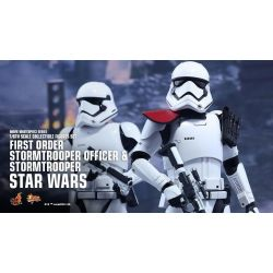 Stormtrooper Officer and Stormtrooper set Hot Toys MMS335 (Star Wars VII : The Force Awakens)