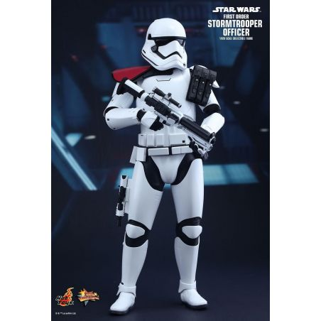 First Order Stormtrooper Officer Hot Toys MMS334 (Star Wars VII : The Force Awakens)
