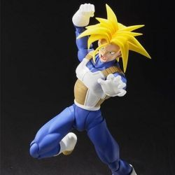 Super Warrior Trunks S.H.Figuarts figurine articulée (Dragon Ball Z)