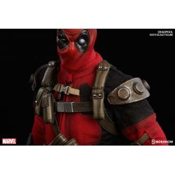 Deadpool Sixth Scale Sideshow Collectibles Marvel