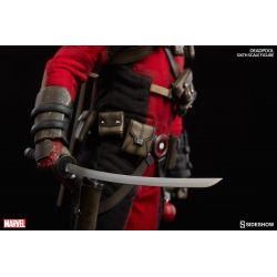 Deadpool Sixth Scale Sideshow Collectibles (Marvel)