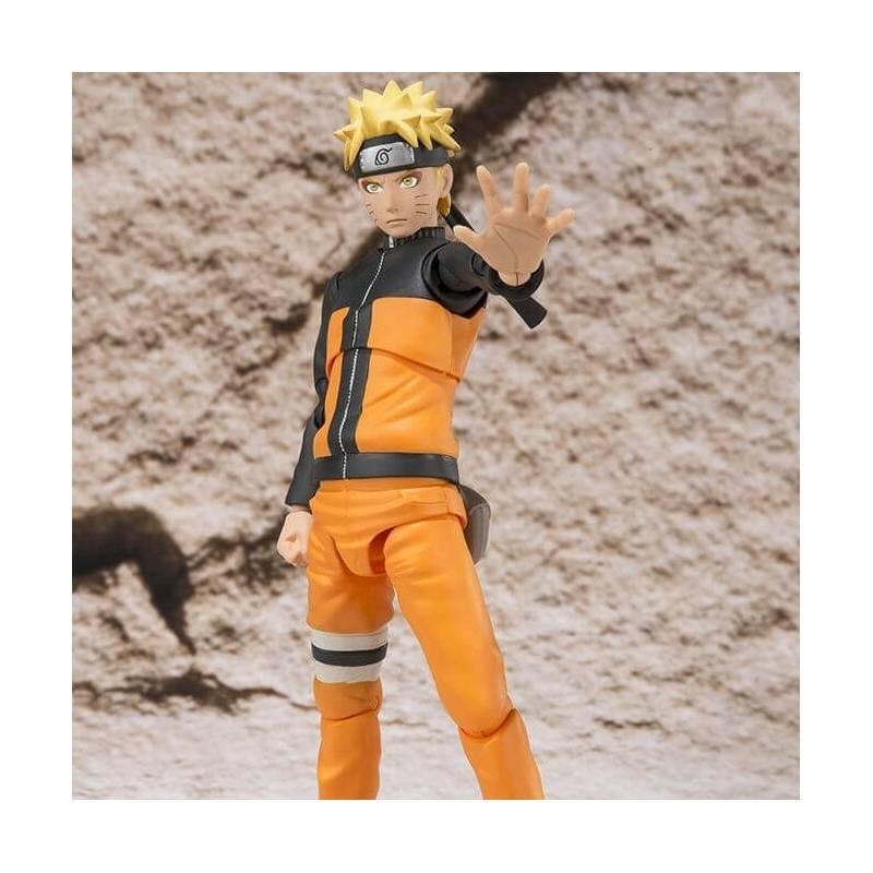 Uzumaki Sage Mode S.H.Figuarts 14 cm Bandai figure (Naruto)