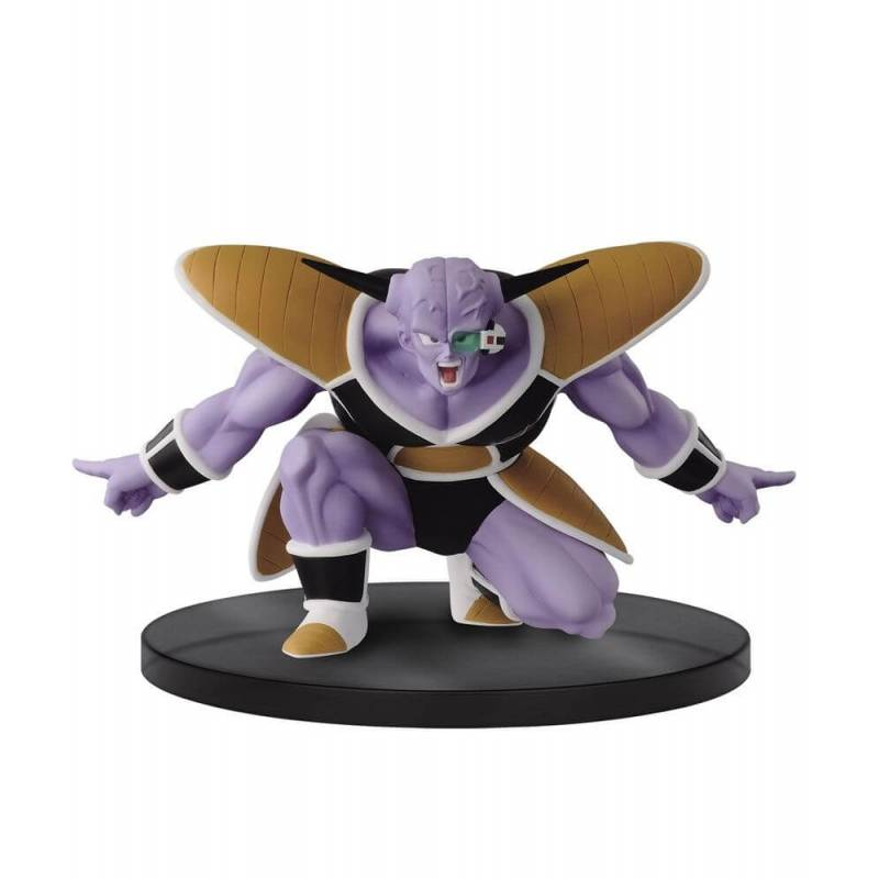 Captain Ginyu (Commando Ginyu) Dramatic Showcase 7 cm Banpresto figure (Dragon Ball Z)