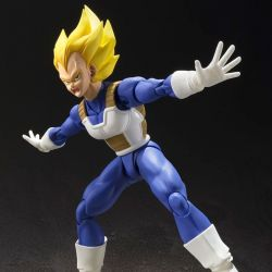 Super Vegeta SH Figuarts (Dragon Ball Z)