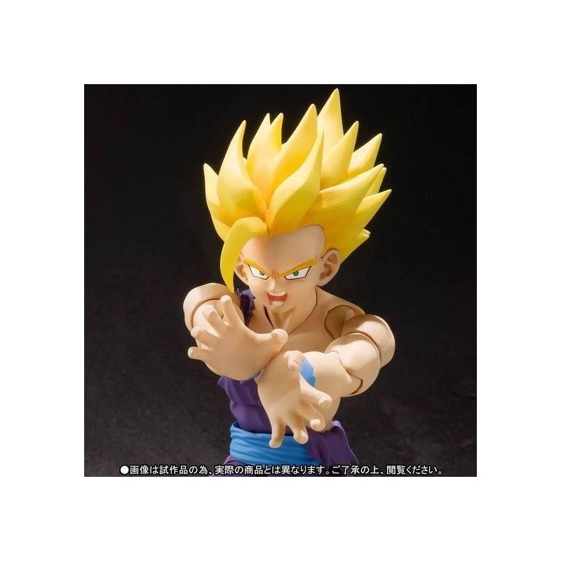 Super Saiyan Son Gohan Battle Damaged S.H.Figuarts (Dragon Ball Z)