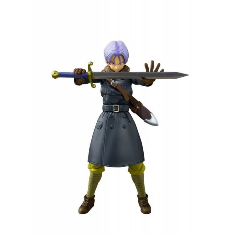 Trunks Xenoverse S.H.Figuarts figurine articulée (Dragon Ball)