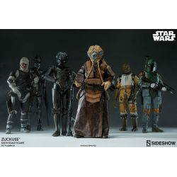Zuckuss Sixth Scale Sideshow Collectibles 1/6 action figure (Star Wars V The Empire Strikes Back)