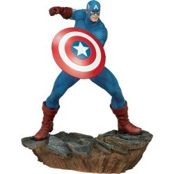 Captain America Avengers Assemble Statue Sideshow Collectibles figurine 1/5 (Marvel Comics)