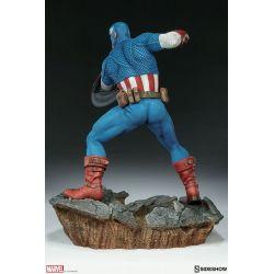 Captain America Avengers Assemble Statue Sideshow Collectibles 1/5 figure (Marvel Comics)