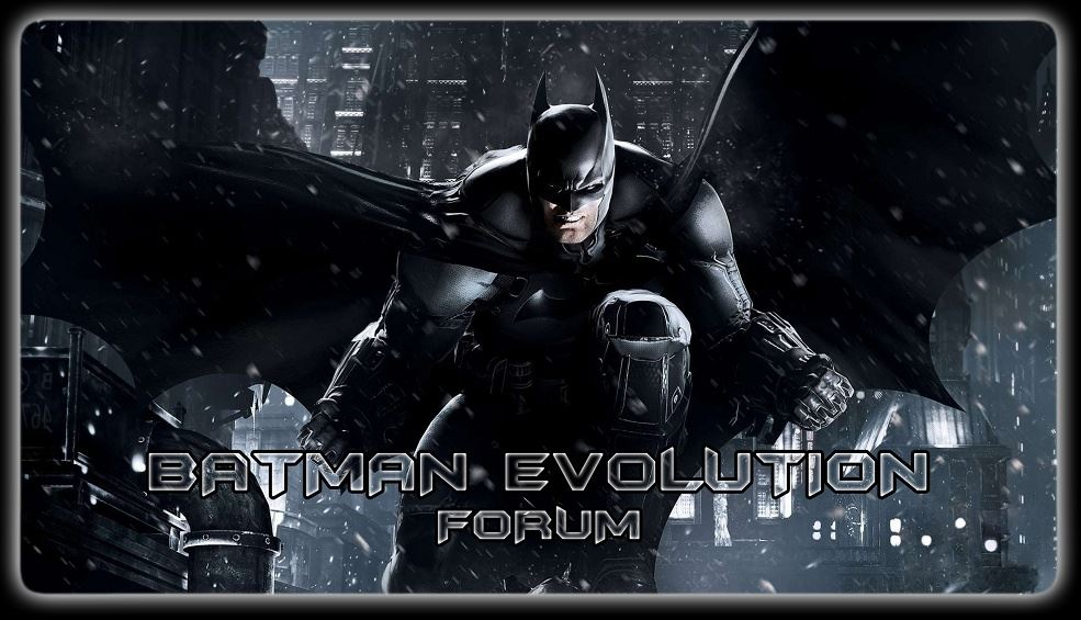Forum Batman Evolution