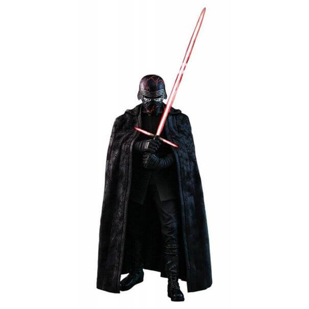 Kylo Ren Hot Toys Star Wars Episode VIII