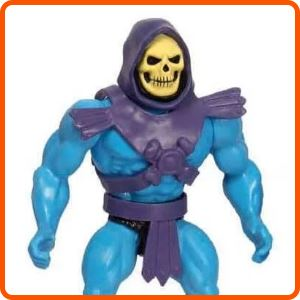 Masters of the Universe MOTU figures and statues