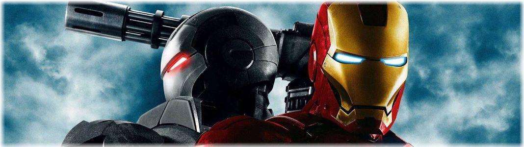 Iron Man collectible figures