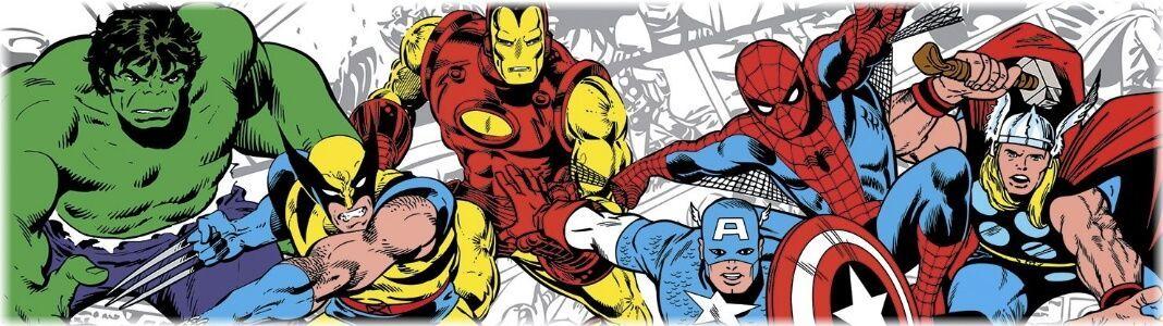 Figurines et statues Marvel Comics
