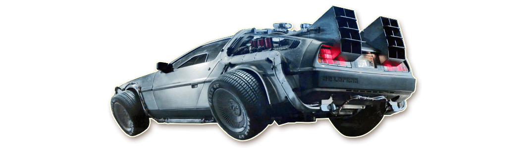 Back to the Future action figures and statues : buy online