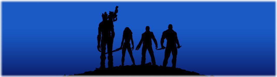 Statues et figurines des Gardiens de la Galaxie
