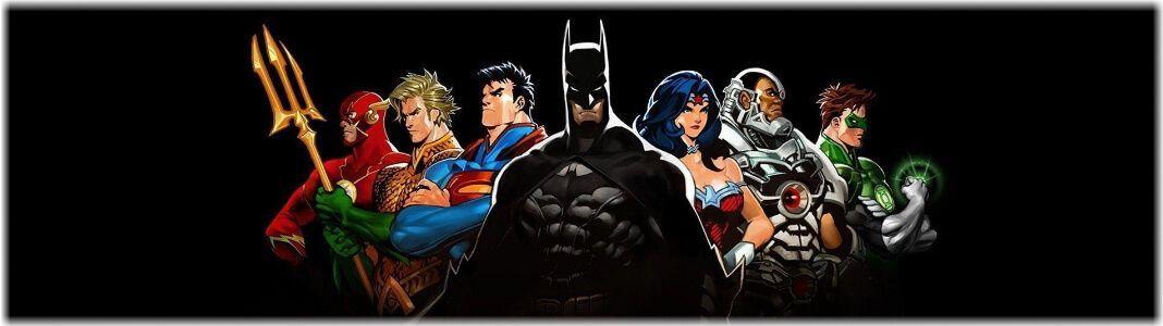 DC Comics figures and statues