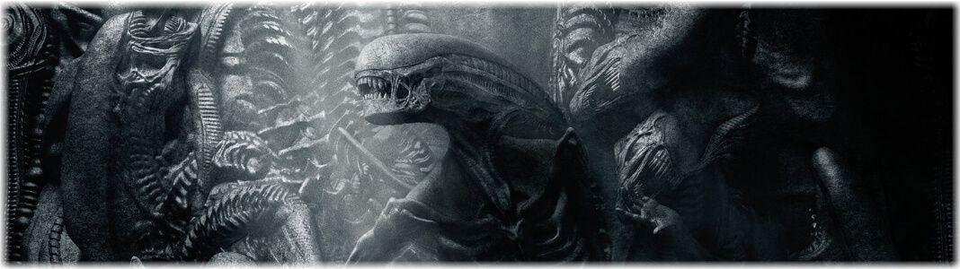 Figurines et statues Alien