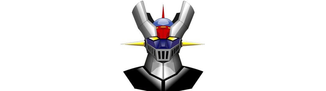 Mazinger figures and statues