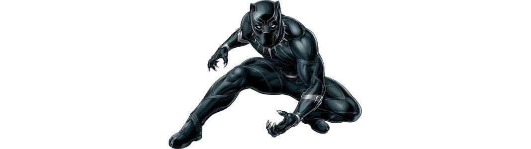 Black Panther action figures and statues : buy online