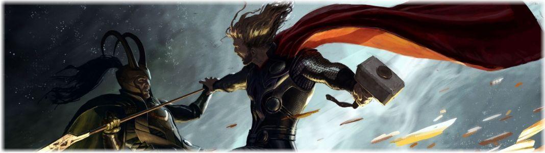 Figurines et statues de Thor