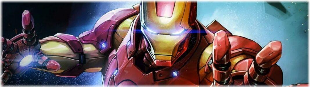 Iron Man statues