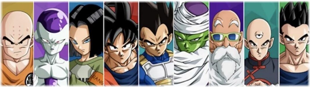 Dragon Ball figures and statues