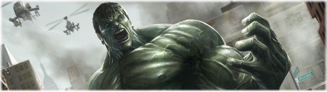 Statues et figurines de Hulk