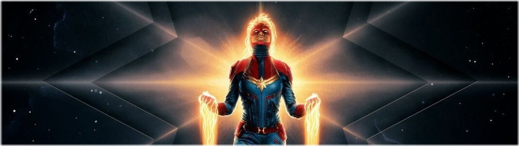 Captain Marvel figures and statues